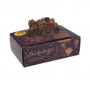 Goldhelm Schokoladen Manufaktur Brückentrüffel 12er Box