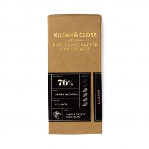 Kilian & Close Ecuador Arriba Nacional 76% Vorderseite