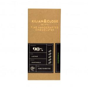 Kilian & Close Pure Feinbitter Guatemala 90% Vorderseite