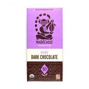 Madécasse 92% Cocoa Vorderseite