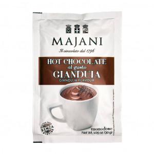 Majani dickflüssige Trinkschokolade Gianduja Vorderseite