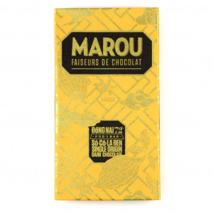 Marou Dong Nai 72% Vorderseite