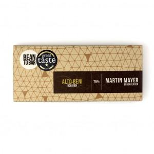 Martin Mayer Alto Beni Bolivien 75% Vorderseite
