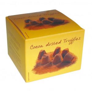 Mathez Truffes Fantaisie Cacao powdered Truffles 100g Vorderseite
