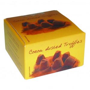 Mathez Truffes Fantaisie Cacao powdered Truffles 50g Vorderseite