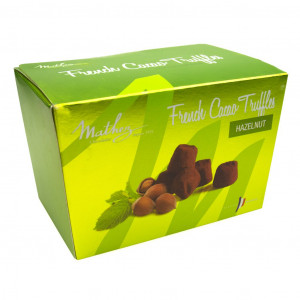 Mathez Truffes Fantaisie Noisette Haselnuss