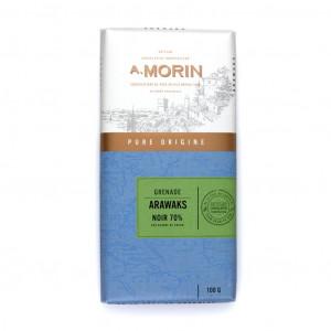 A. Morin Grenade Arawaks Noir 70% Vorderseite