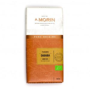 A. Morin Dominikanische Panama Dabaiba Noir Vorderseite BIO