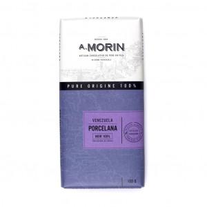 A. Morin Venezuela Porcelana Noir 100% Vorderseite