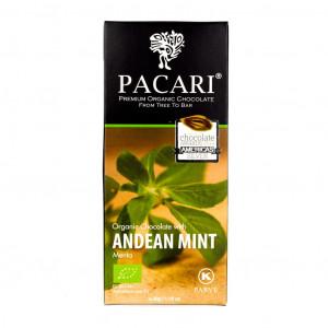 Pacari Andean Mint 60% Vorderseite