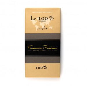 François Pralus Le 100% Criollo Vorderseite