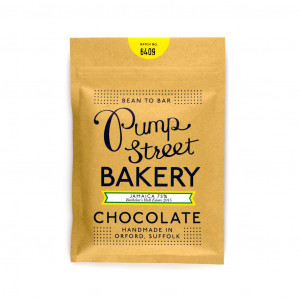 Pump Street Bakery Jamaica Bachelor's Hall Estate 75% Vorderseite