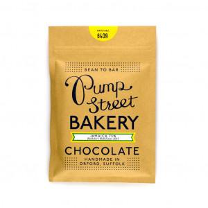 Pump Street Bakery Jamaica Bachelor's Hall Estate 75% Vorderseite