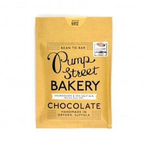 Pump Street Bakery Sourdough & Sea salt 66% Vorderseite