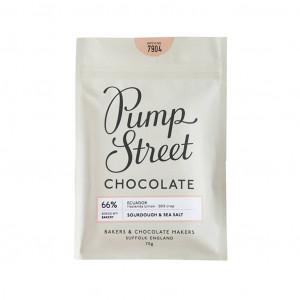 Pump Street Bakery Sourdough & Sea salt 66% Neu Vorderseite