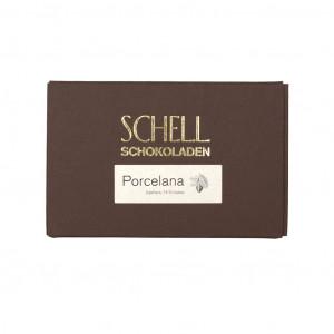 Schell Schokoladen Venezuela Porcelana 74% Vorderseite