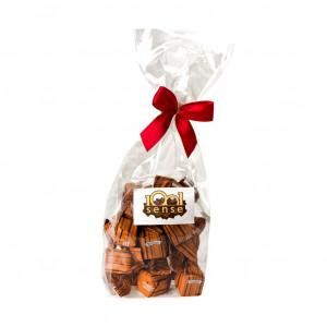 TartufLanghe Mini Trifulòt Tartufo dolce Caramello & Sale Beutel