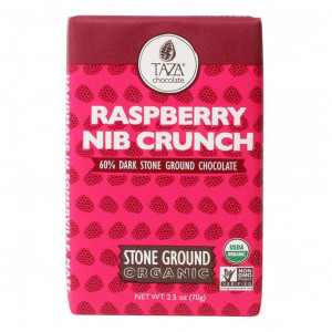 Taza Chocolate Raspberry Nib Crunch Vorderseite