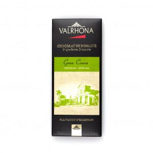 Valrhona Gran Couva Trinidad Noir 64% Vorderseite