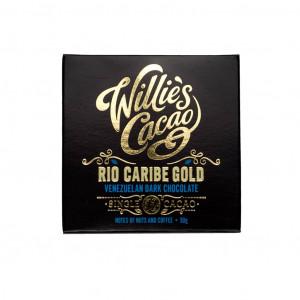 Willie's Cacao Rio Caribe Gold Vorderseite