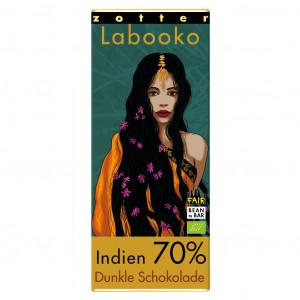 Zotter Labooko Indien 70%