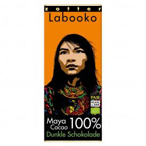 Zotter Labooko Maya Cacao 100% 65g