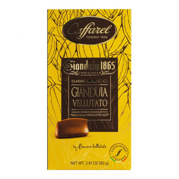Caffarel Cioccolato Gianduia 30% Vorderseite