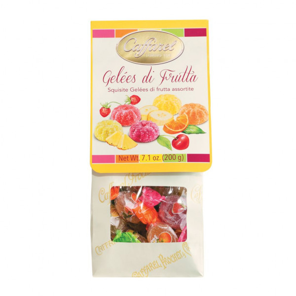 Caffarel Gelées di Frutta 200g Vorderseite