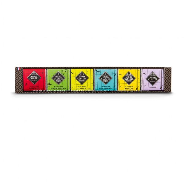 Michel Cluizel Chocolats de Plantation Vorderseite
