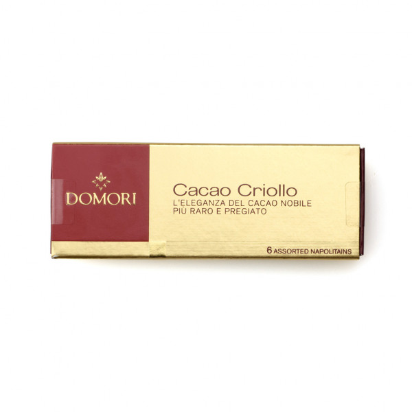 Domori Napolitains Criollo Vorderseite