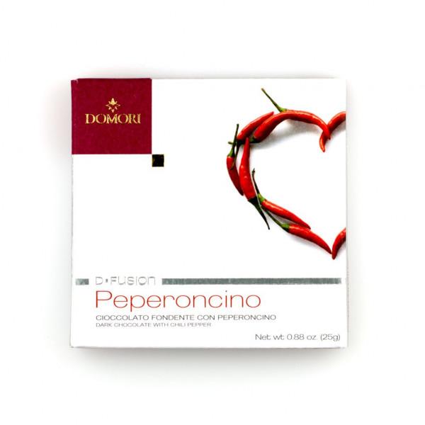 Domori D- Fusion Peperoncino Vorderseite