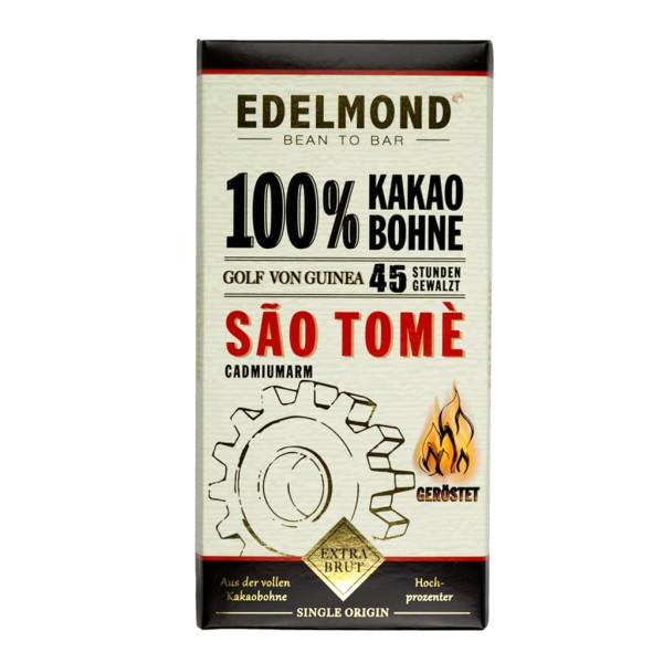 Edelmond Sao Tome 100% Vorderseite