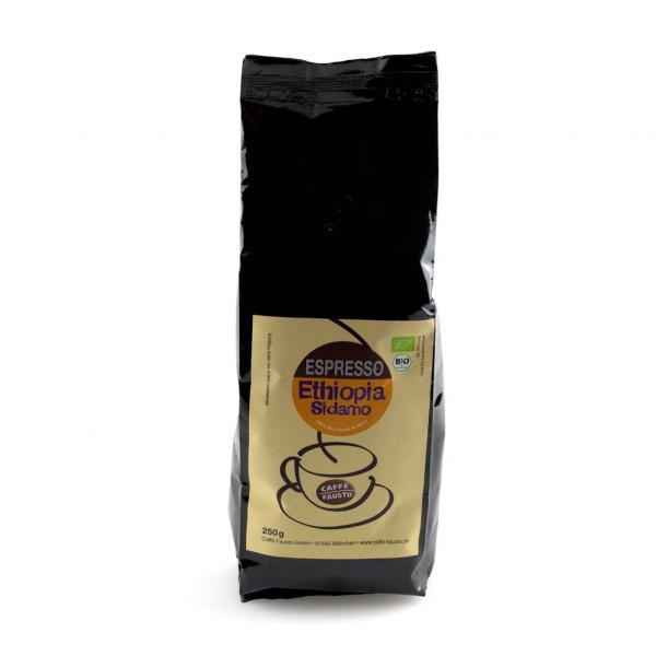 Caffé Fausto Espresso Ethiopia Sidamo