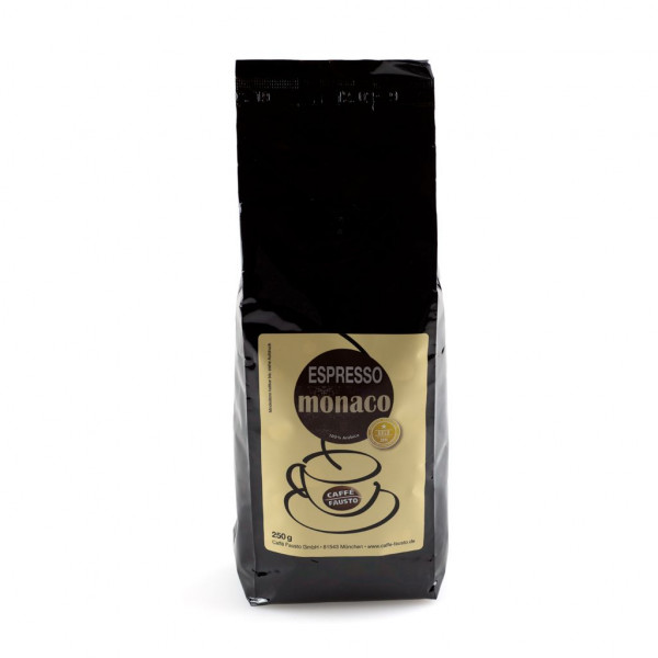 Caffé Fausto Espresso Monaco