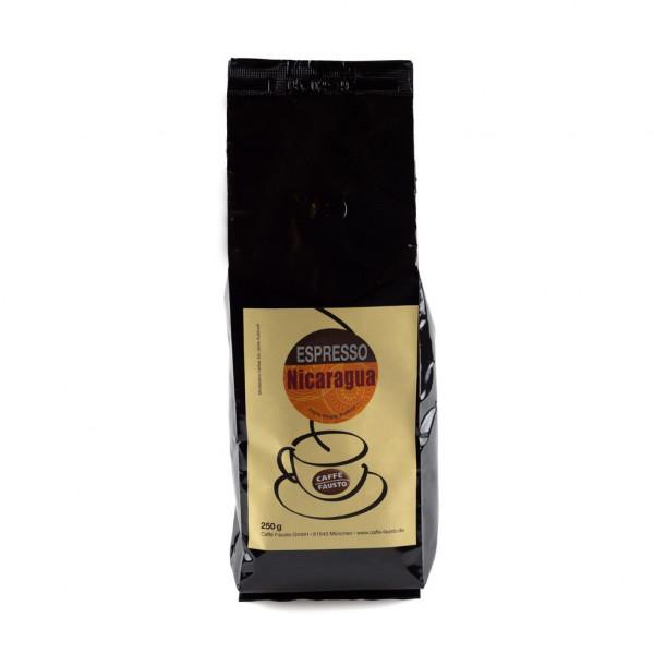 Caffé Fausto Espresso Nicaragua