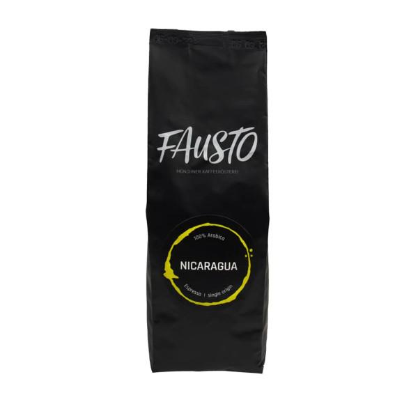Caffé Fausto Espresso Nicaragua 1 Kg