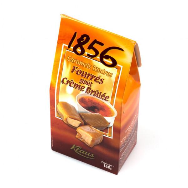 Klaus 1856 Caramels Tendres Crème Brûlée Vorderseite