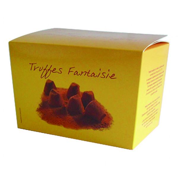 Mathez Truffes Fantaisie Cacao powdered Truffles 250g Vorderseite