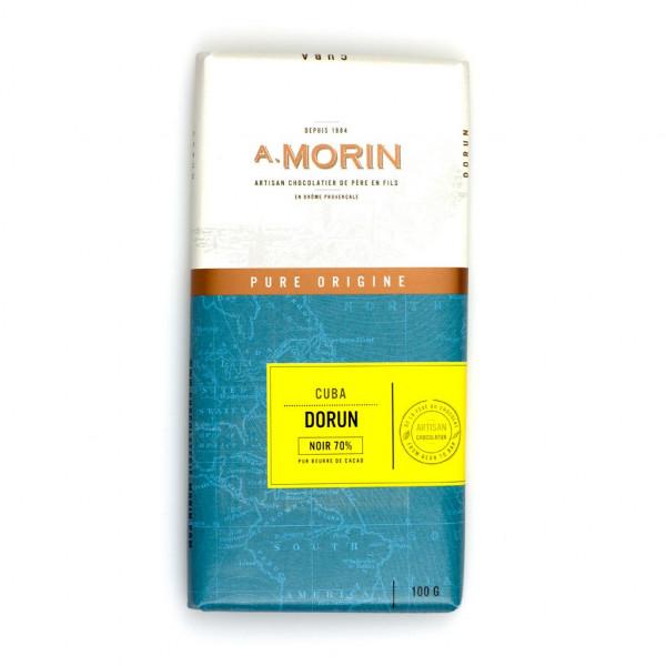 A. Morin Cuba Dorun Noir 70% Vorderseite