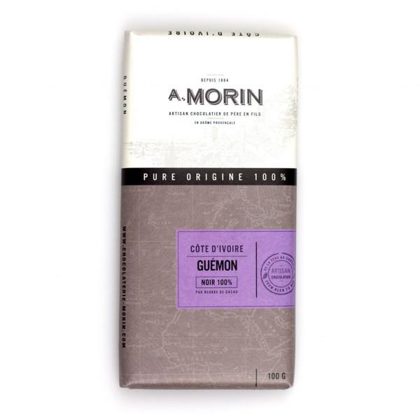 A. Morin Côte d'Ivoire Guémon Noir 100% Vorderseite