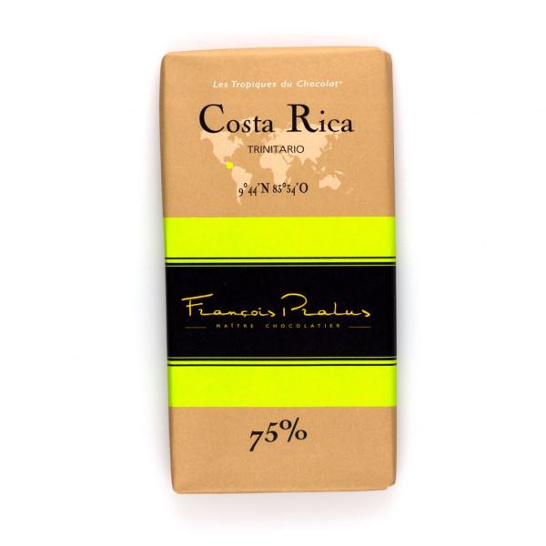 François Pralus Costa Rica Trinitario 75% Vorderseite