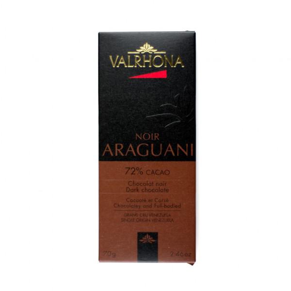 Valrhona Noir Araguani Vorderseite